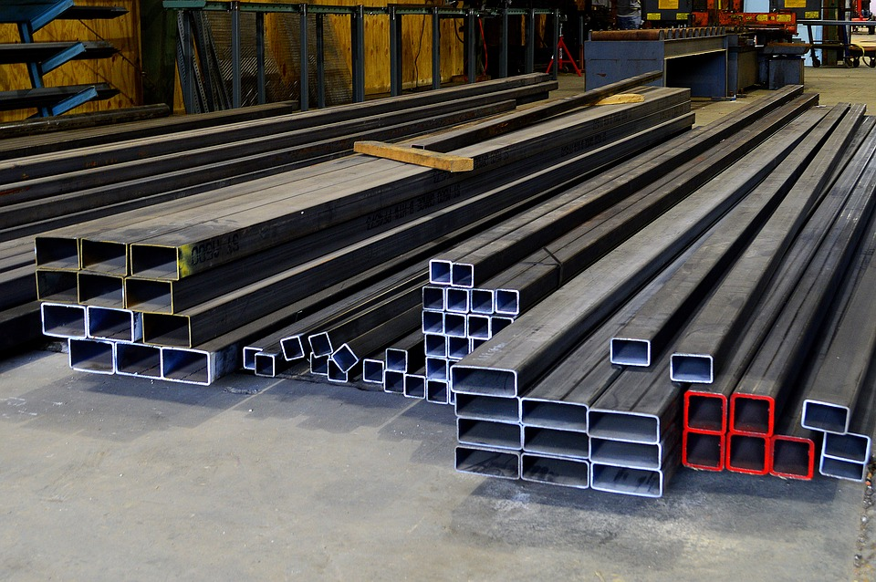 Steel Box Sections