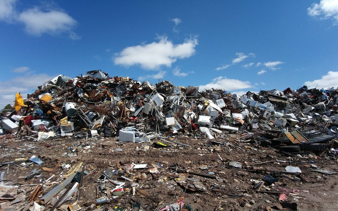 Recycling steel keeps industry sustainable while reducing emissions and scrap