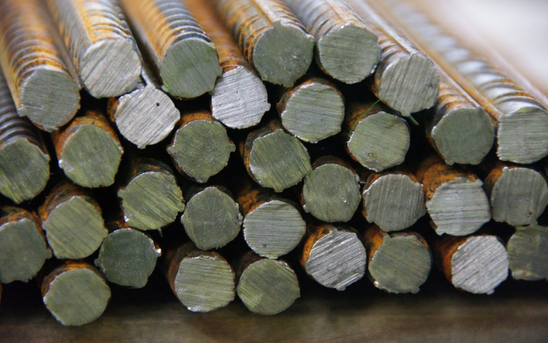 Solid Round & Square Steel Bars