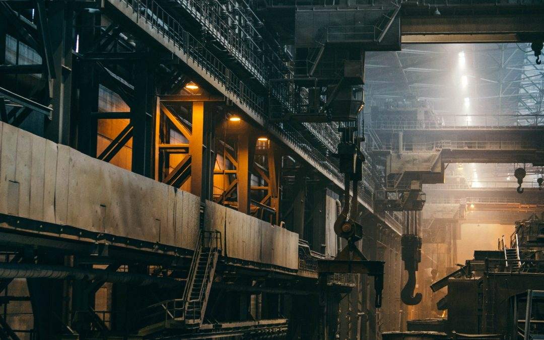What is the UK Steel Charter and why is it important?